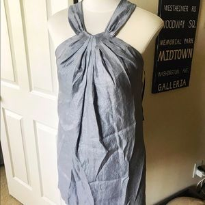 Arden b blue/gray dress